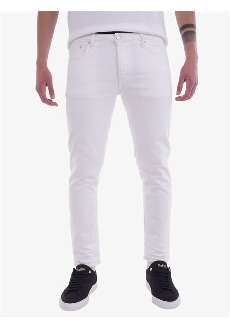CLEVELAND CROP COMFORT PURE BLU  HAIKURE | Jeans | HEM03164DS062PXS21T001