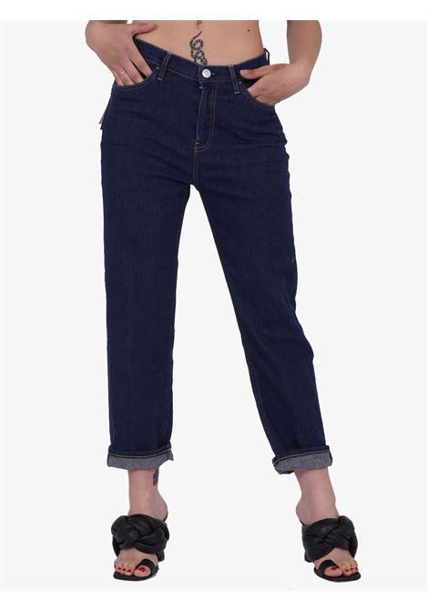 BRUXELLES COMFORT PURE BLU JEANS HAIKURE | Jeans | HEW03133DS067L0574Pure blue 1