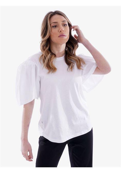 T-SHIRT CON SPALLA A SBUFFO JIJIL | T-shirt | TS1790001