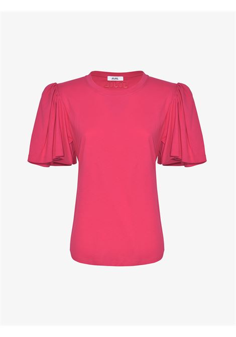 T-SHIRT CON SPALLA A SBUFFO JIJIL   T-shirt   TS1790214