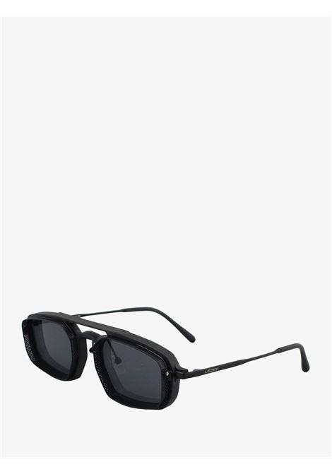 Occhiali da sole lente nera LEZIFF | Occhiali da sole | BOGOTA'NERO/NERO