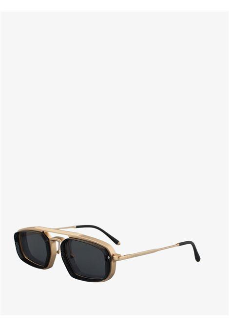 Black lens sunglasses LEZIFF | Sunglasses | BOGOTA'NERO/ORO
