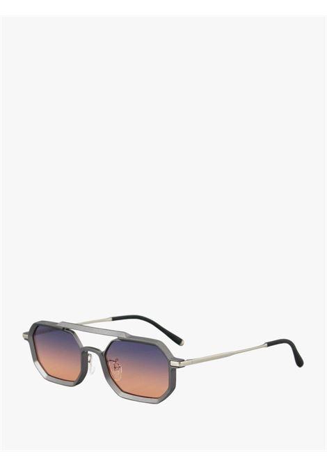 UNISEX Colorado Sunglasses Purple/Orange-Gunmetal LEZIFF | Sunglasses | COLORADOVIOLA/ARANCIO