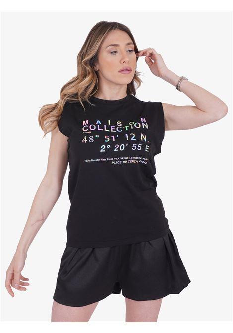 M9P | T-shirt | M9FM4137NERO