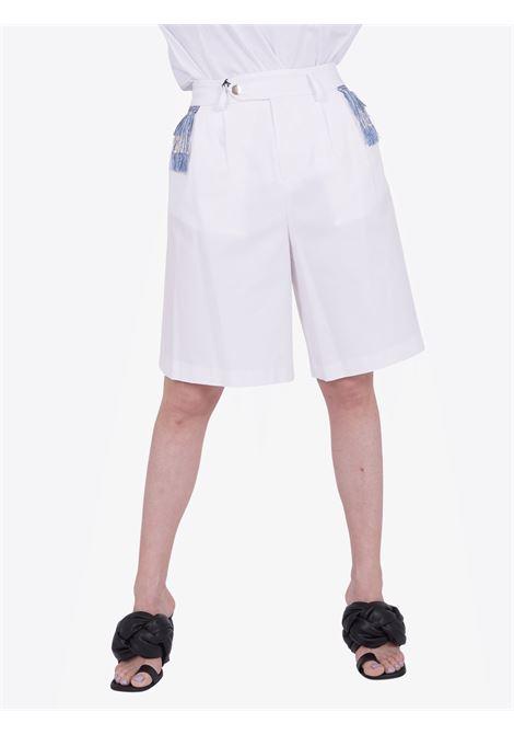 M9P | Shorts | M9FS551BIANCO