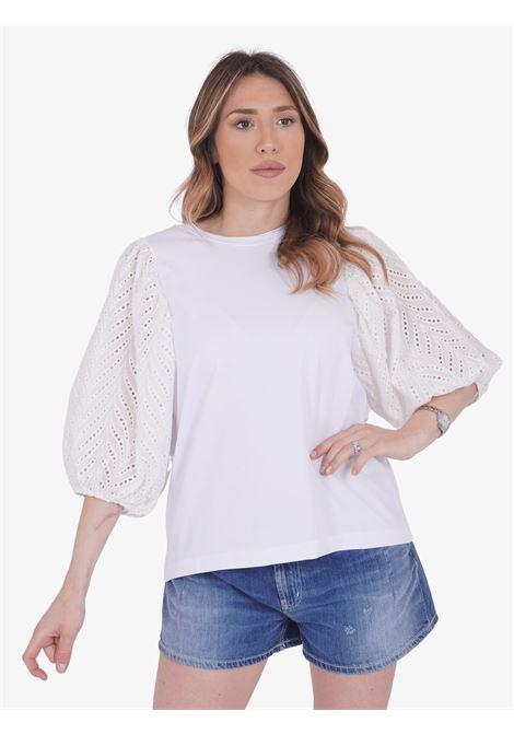 MARIUCCIA | T-shirt | 5062BIANCO