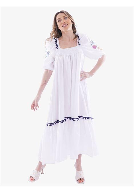 MARIUCCIA | Dresses | 5089BIANCO