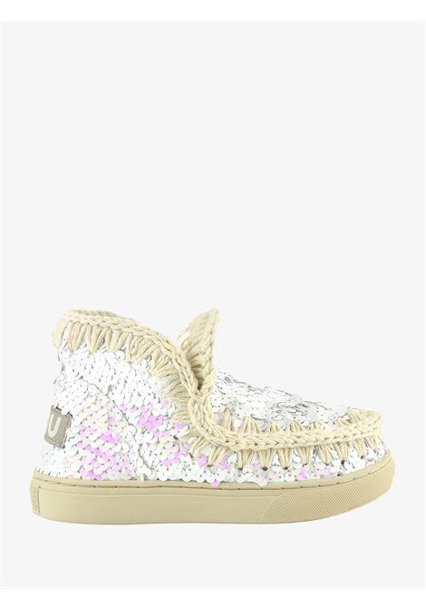Sneaker bambini con lustrini MOU | Stivaletti | SK111000GIRIPIN