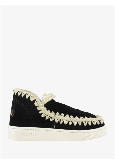 SUMMER ESKIMO SNEAKER PERFORATED SUEDE MOU | Stivaletti | SW211000OBKWH