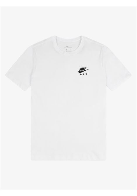 T-shirt white with front logo NIKE | T-shirts | DA0294100