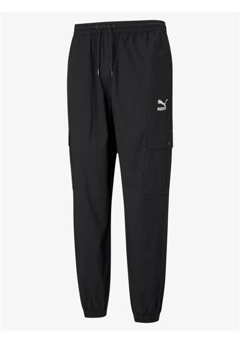 Pantaloni in twill di cotone Classics PUMA | Tute | 599805001