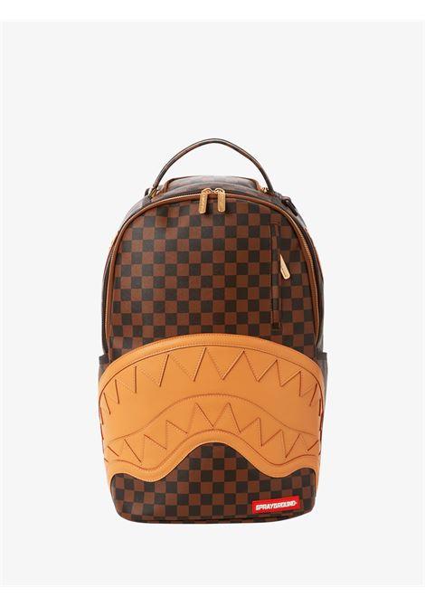 HENNY BACKPACK SPRAYGROUND | Backpacks | 910B3092SS21MARRONE/CUOIO