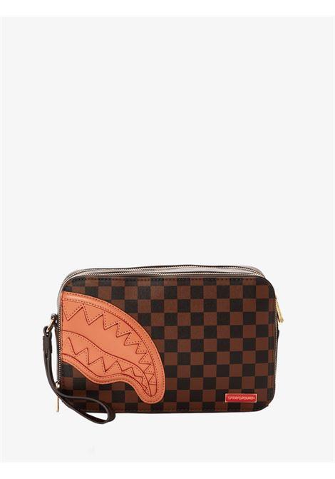 HENNY TOILETRY BAG SPRAYGROUND   Pochette   910B3565NSZMARRONE