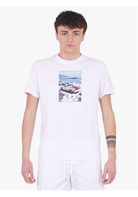 T-Shirt SUNDEK | T-shirts | M077TEJ78ML006