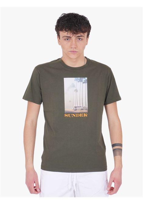 T-shirt SUNDEK | T-shirt | M078TEJ7800302