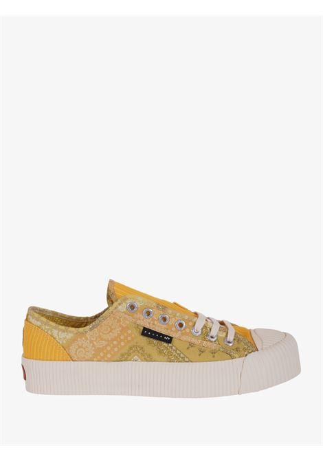 2482 BANDANA PAURA Yellow SUPERGA X PAURA | Sneakers | S811AIW-PURA10
