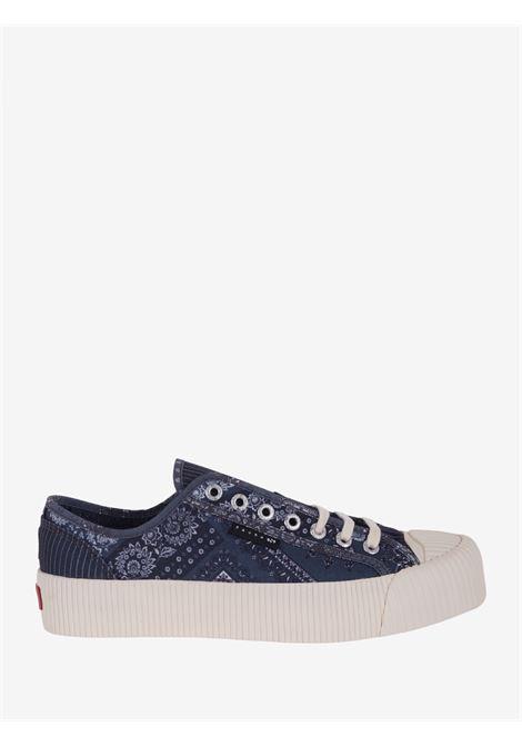 2482 BANDANA PAURA Blu SUPERGA X PAURA | Sneakers | S811AIW-PURAOX