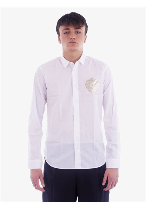 VERSACE JEANS COUTURE | Shirts | B1GWA6S530421003