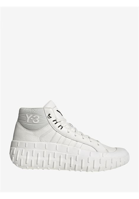 Sneakers alte donna bianche Y-3   Sneakers   GV7678CWHITE/CWHITE/BLACK