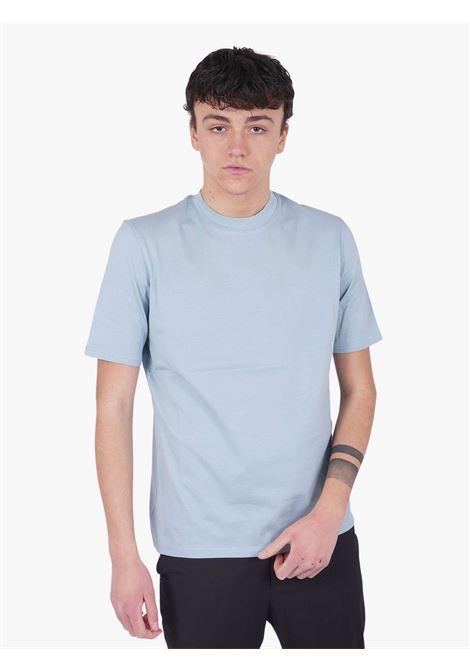 T - Shirt YES LONDON | T-shirt | XM3875CELESTE