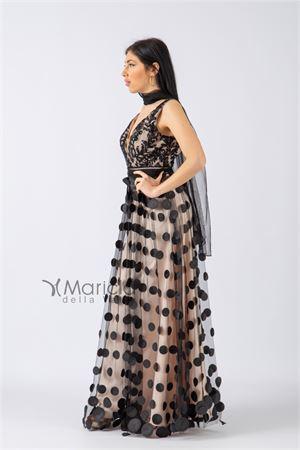 pois corp paillette Antille elegance | 11 | ANT20409NERO