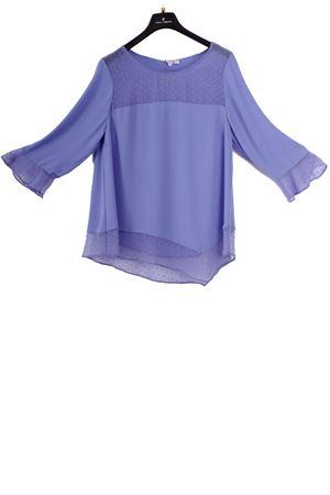 casacca man.volant Carla Ferroni | 7 | FER8781INDACO