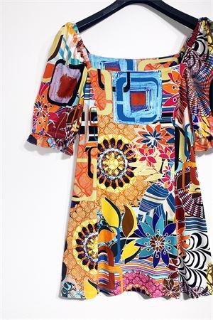 barca multicolor Carla Ferroni | 7 | FER8912ARANCIO
