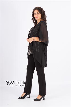 Completo pantalone PAOLA FORTI | 42 | PF1110NERO
