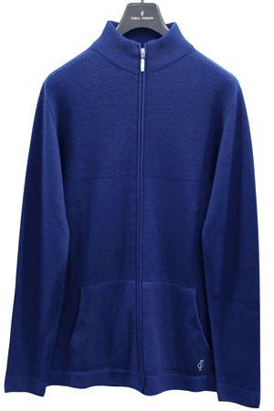 giacchino zip CARLA FERRONI | 7 | FER4165ROYAL