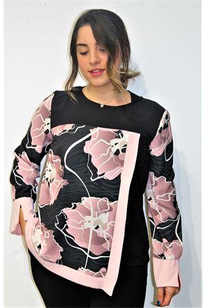 casacca floreale MARICLA | 7 | RAC24ROSA