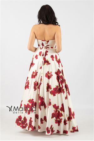 sc/cuore stampa rose Antille elegance | 11 | ANT18113BIANCO