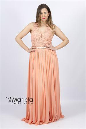 lungo c/ricamo+strass ANTILLE elegance | 11 | ANT1812PESCA