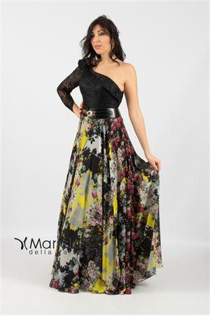 m/spalla fantasia Antille elegance | 11 | ANT19002DXNERO