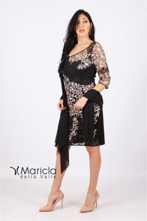 man.3/4 ric.foglie Maricla elegance | 11 | AZZURRANERO