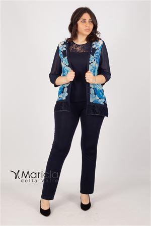 3 pz twin set fant. Maricla elegance | 42 | BEABLU
