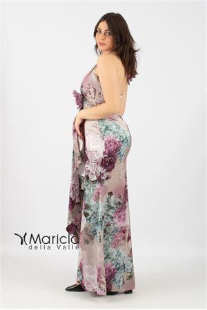 lungo stampato fioreale SONIA PENA | 11 | SP1190159ROSA