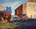Hopewell Barn by Kim Stone
