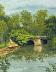 Bridge Over Still Water by Cynthie Hanks