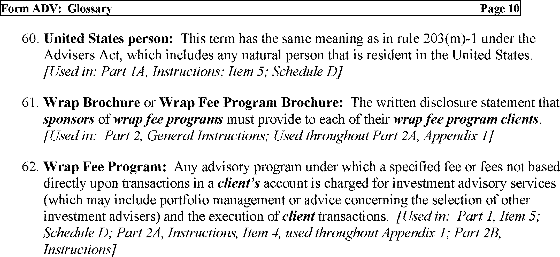 Start Printed Page