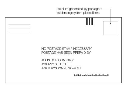 federal register new mailing standards for domestic mailing