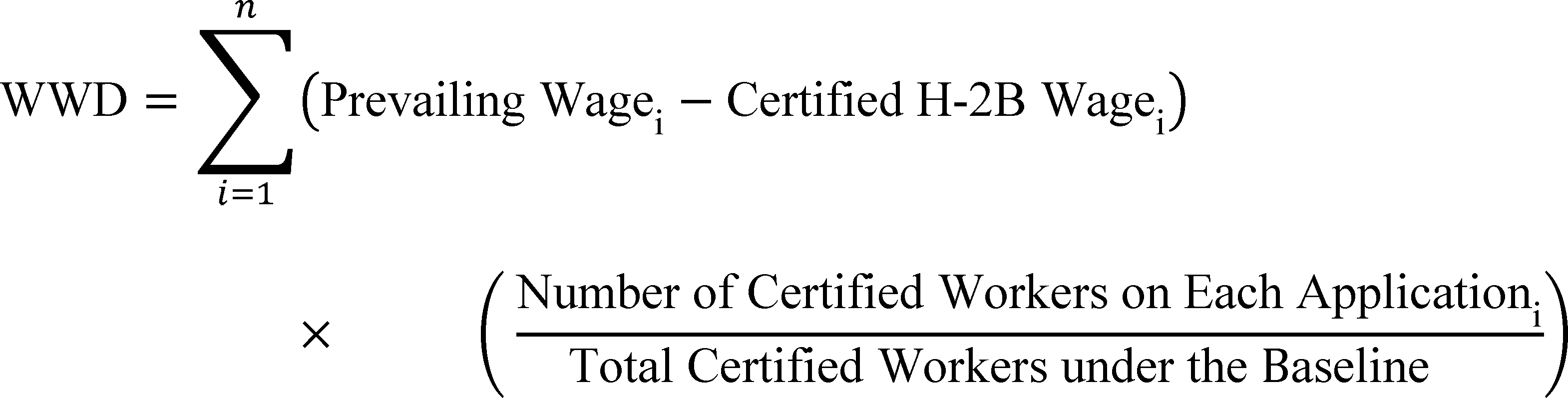 Federal Register :: Wage Methodology for the Temporary Non