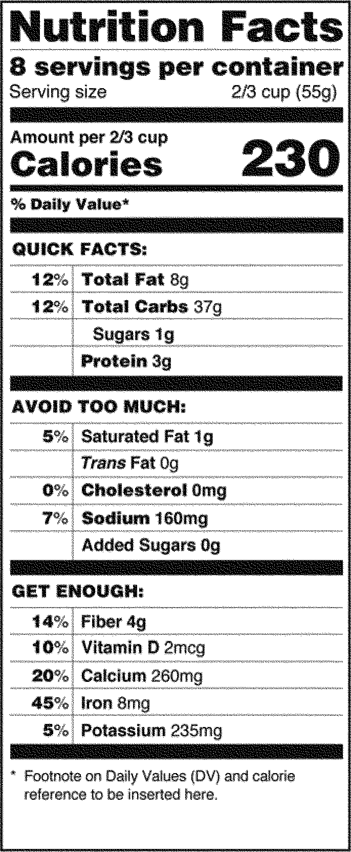 Nutrition label blank nutrition ftempo for Supplement facts template