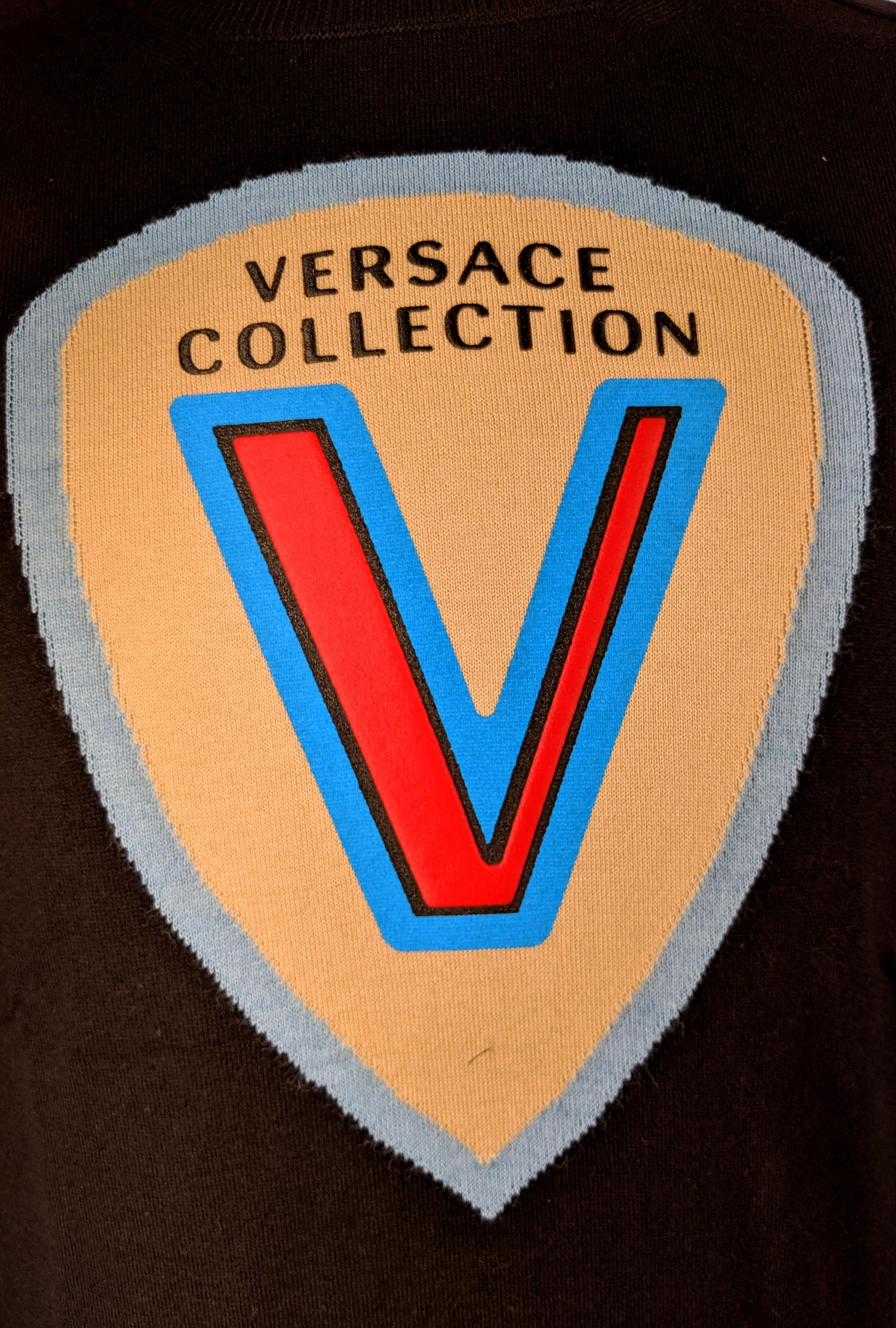 MAGLIONE VERSACE COLLECTION VERSACE COLLECTION | Maglione | V700863VK00338V7035