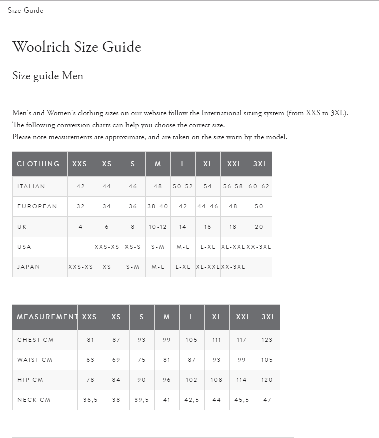 PARKA WOOLRICH WOOLRICH UOMO | Giubbotti | WOCPS2882 UT0108DAG