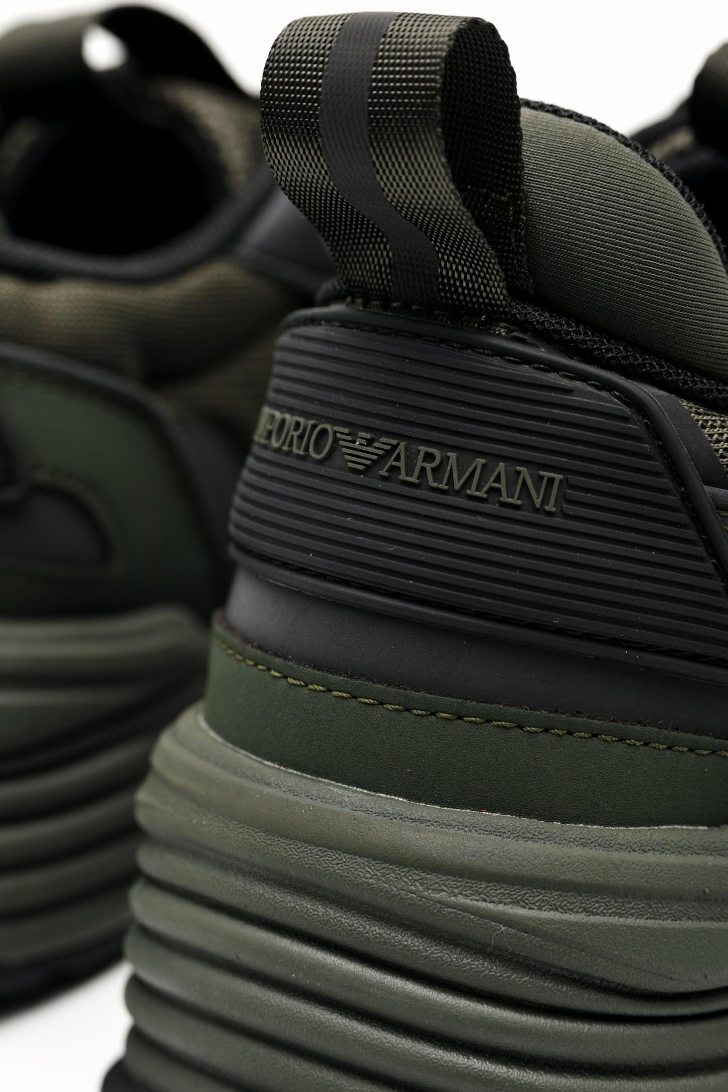 EMPORIO ARMANI Sneakers EMPORIO ARMANI   Scarpe   X4X325 XM521R763