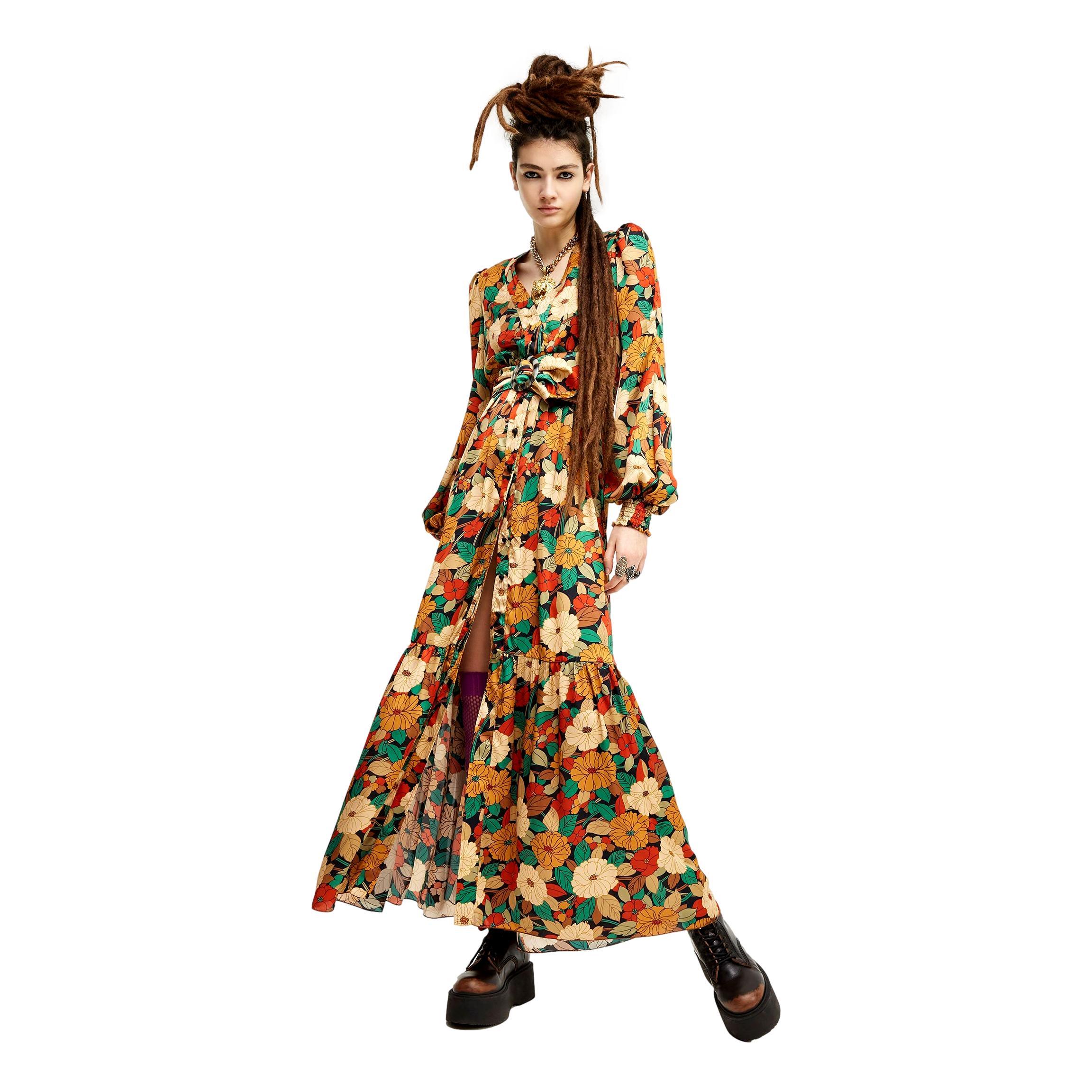 LONG DRESS BLOSSOM ANIYE BY ANIYE BY      18126201791
