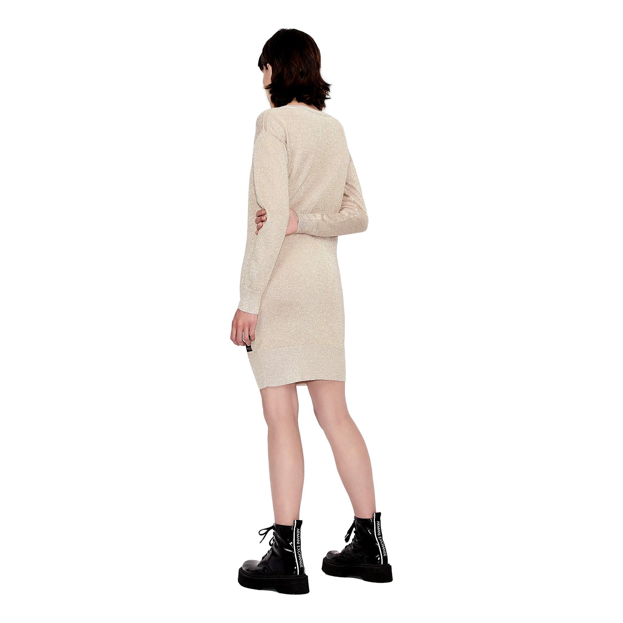 Knitted midi dress ARMANI EXCHANGE      6KYA1H YMT7Z1672