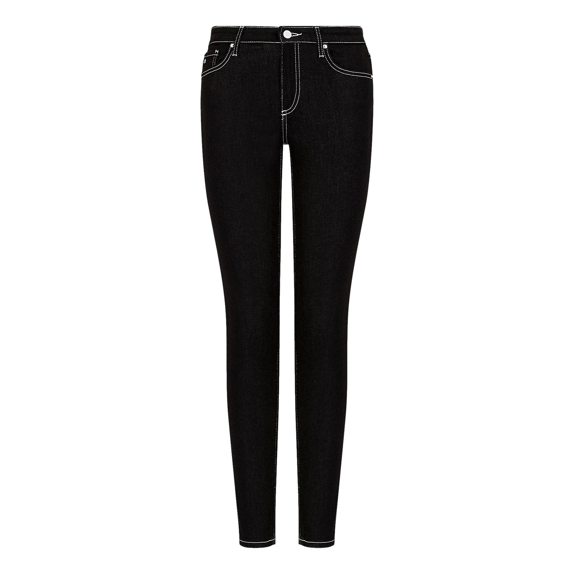 Five pockets in super skinny J01 ultra-stretch denim ARMANI EXCHANGE |  | 6KYJ01 Y1EPZ0204