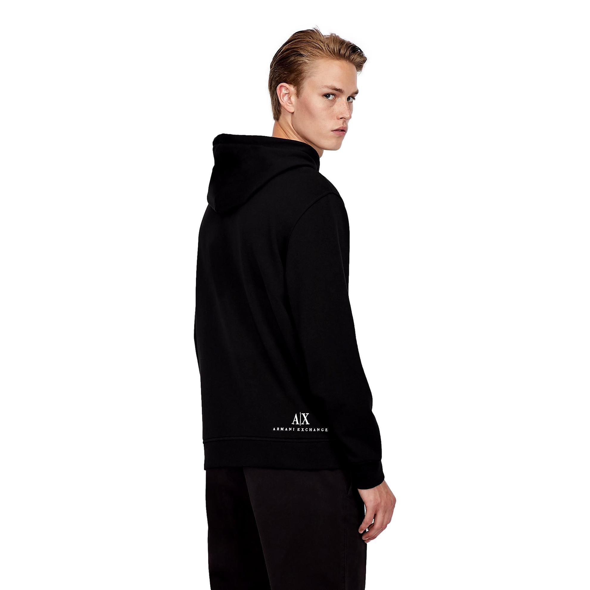 Sweatshirt with logo ARMANI EXCHANGE |  | 6KZMFM ZJ6HZ1200