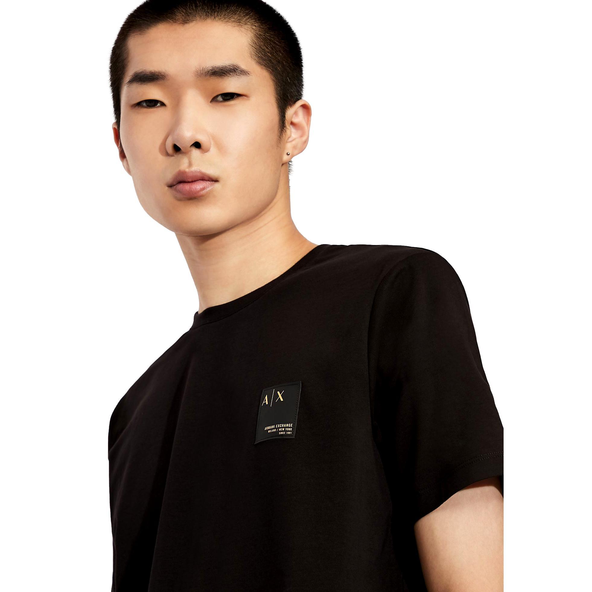 T-shirt con logo ARMANI EXCHANGE   T-shirt   6KZTHT ZJE6Z1200